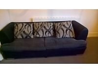 3 seater and 2 seater sofa for sale, purchased from scl , 3 years old, smoke free home