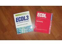 ECDL COURSE BOOKS