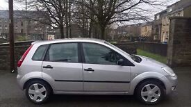 Ford Fiesta Zetec 1.4 2005 (55)**Automatic**Very Low Mileage**Long MOT**ONLY £2395