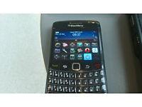 blackberry 9780 mobile phone - unlocked