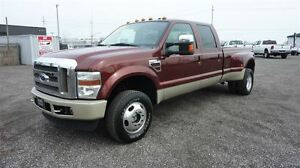 2008 Ford F-350 SUPER DUTY LARIAT KING RANCH