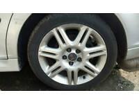 Saab 5x110 alloy wheels vauxhall