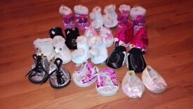 build a bear shoes and outfits