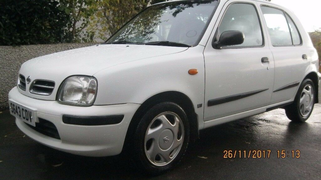 nissan micra 1 3 gx auto 1998 in saltash cornwall gumtree. Black Bedroom Furniture Sets. Home Design Ideas