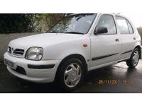 Nissan Micra 1.3 GX auto 1998