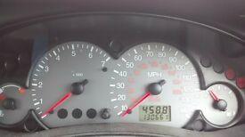 ford focus 2002 zetec 1.6 petrol