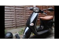 Vespa 125cc Et4 2004