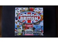 The Best of British - Board Game