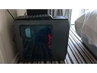 Intel i5 PC, SSD, 3.4GHz Quad Core, Gaming, HTPC, In Win Case, Windows 10 Pro (Genuine)