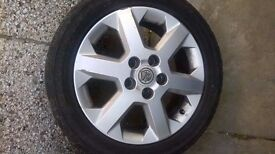 Alloy wheel to fit Vauxhall Astra 2002