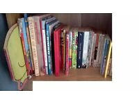 50 Kids, Baby & Young Children Books Early Learning Novels Annuals Picture Book Bedtime Story