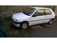 Peugeot 106 Spares or Repairs