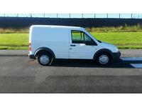 06 / transit connect t200 years mot one previous owner low mileage