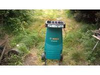 Garden shredder BOSCH AXT RAPID 2200