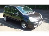 renault modus automatic,10 plate,only covered 27,000 miles