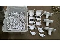 guttering clips etc