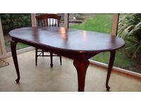 Dinning Table, original, solid wood