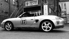 Porsche Boxster 3.2 Strait 6 - Perfect Condition