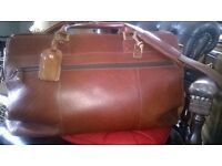 LANS LEATHER BAG WITH REMOVABLE STRAP