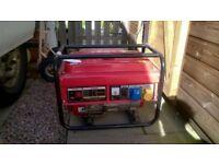 Silverline Generator 5.5 HP