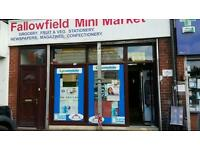 Followfield Mini Market / Off Licence For Sale in Fallowfield Manchester