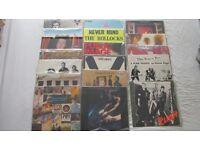 Punk vinyl records from £8