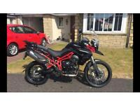 TRIUMPH TIGER 800 XC SPECIAL EDITION ABS TOP BOX