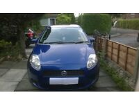 Car Fiat Punto fixer upper or parts