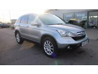 HONDA CR-V 2.0 I-VTEC EX 5d 148 BHP *QUALITY & BEST VALUE ASSURED* (silver) 2007