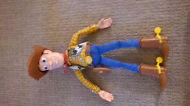 Woody Soft Doll Figure