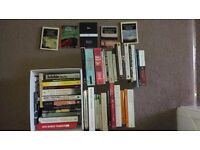 45+ classic and modern fiction books - job lot / car boot