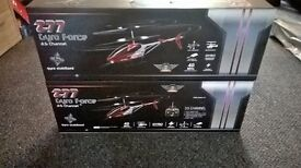 Remote control helicopter, Top Of The Range