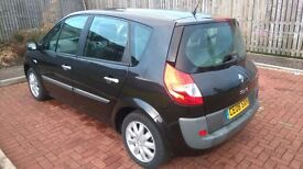 2008 renault scenic, long mot, drives like new, £1550 may swap part exchange why try me