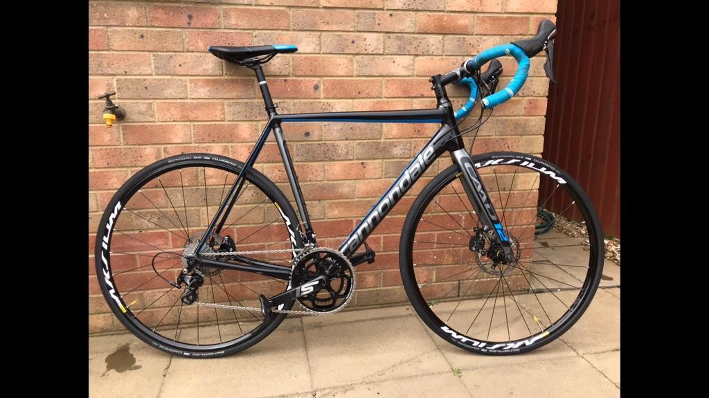 7f0cf5fe075 Cannondale Caad 12 Disc 105 2016 56cm   in Pontarddulais ...