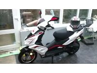 lexmoto fmr as new 50 cc selling as not used anymore