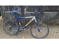 Trek Alpha 4300 Mountain Bike - Blue & silver