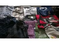 Boys clothes 8-10 years 12 items
