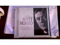 MATT MONRO GREATEST HITS CD