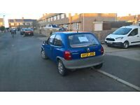 reliable tidy Vauxhall corsa 1lt for sale