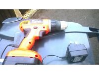 Black and Decker EPC12 Cordless Drill