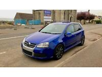 VW MK5 GOLF R32•BARGAIN £5500•IMMACULATE•SWAP PX GOLF GTI DSG 330D 530D 335I AUDI A4 B8 why??