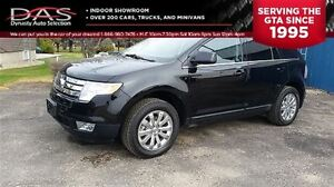 2009 Ford Edge LIMITED AWD PANORAMIC SUNROOF/LEATHER