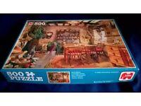 500 Puzzle (NEW)