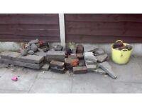 Rubble & broken bricks to takeaway