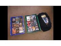 230 Original VHS videos for sake