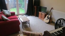 DOUBLE ROOM in HOMELY HOUSE nr DIDSBURY