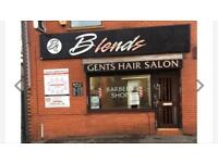 Barbers CHAIR to rent ROCHDALE