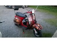 Vespa T5 classic **reduced**