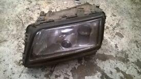 Audi A8 D2 Left Halogen Triple Headlight