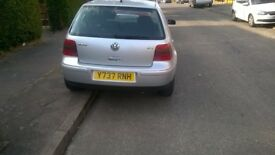 VW GOLF 2.0 PETROL
